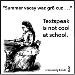 Image credits: grammarlycards.com