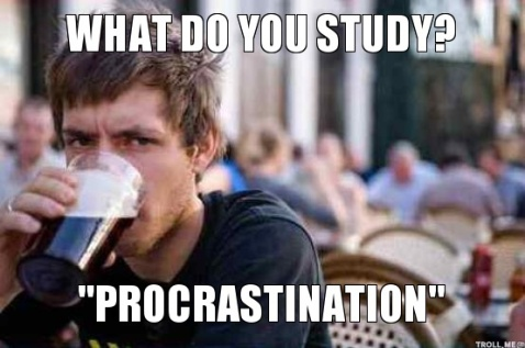 what-do-you-study-procrastination