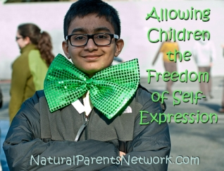 allowing-chidlren-the-freedom-of-self-expression