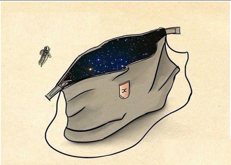 Картинка с приколом сумочка